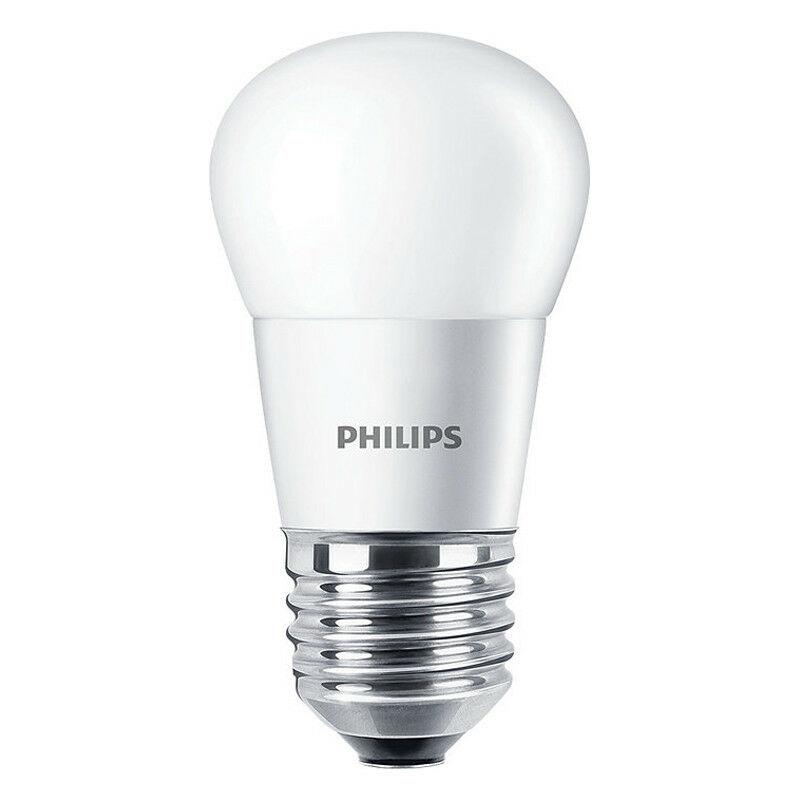 Lampadina Sfera Led 5,5W attacco E27 2700K CORELUS40 - Philips