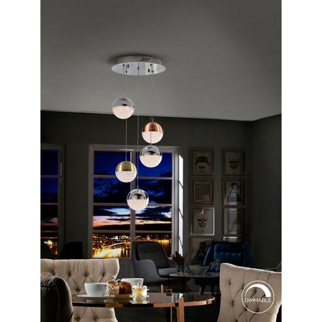 LAMPARA 5L LED - SPHERE - COLOR SCHULLER