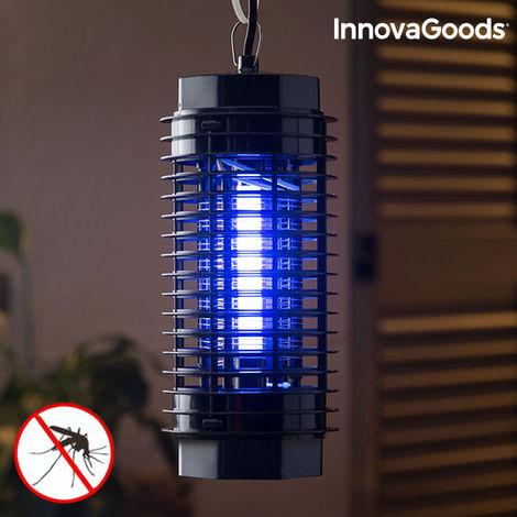 Lámpara Antimosquitos Kl-1500 Innovagoods 4w Negro