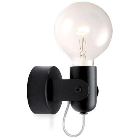 Lámpara aplique de pared Finn - Metal