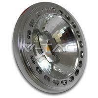 Lámpara AR111 Cob G53 15W 40° 12V