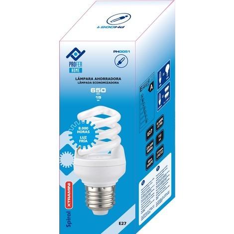 Lampara B Consumo Xtrmi Spi - NEOFERR - PH0051 - F E27 15W..