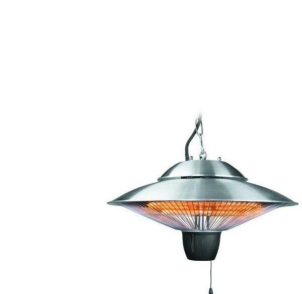 Lampara//Calentador el/éctrico 1500w 42cm Lacor 69420