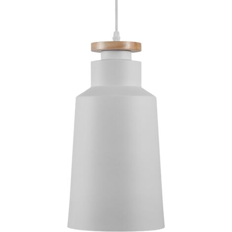 Lámpara colgante blanco NEVA