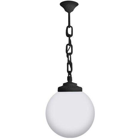 Lámpara colgante de globo FUMAGALLI SICHEM E27