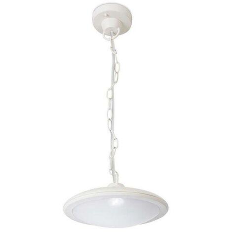 Lámpara colgante de jardín LED PERGOLA 49 Bombillas