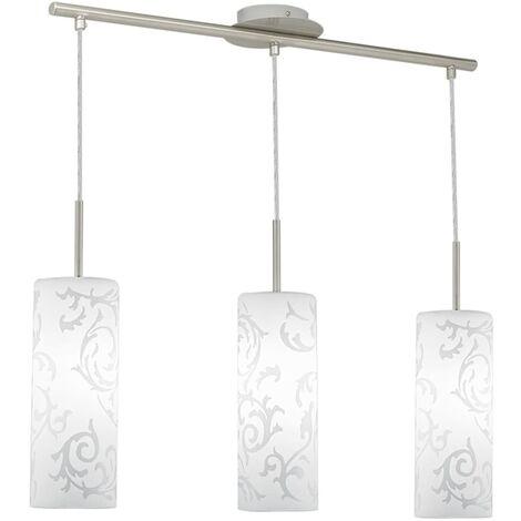 Lámpara colgante de techo, EGLO Amadora 90048