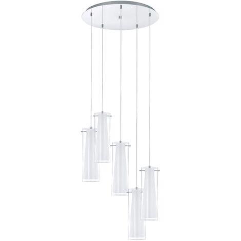 Lámpara colgante de techo, EGLO Pinto 93003