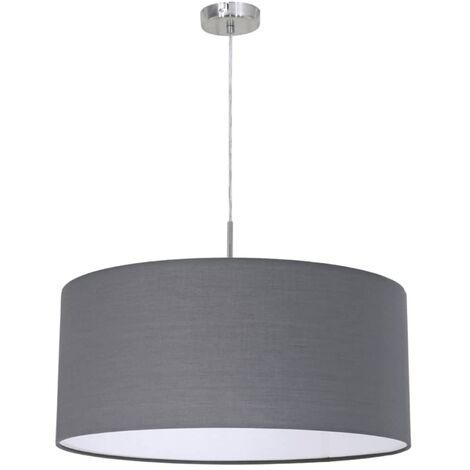 Lámpara colgante de techo, redonda EGLO Pasteri 31577, Gris