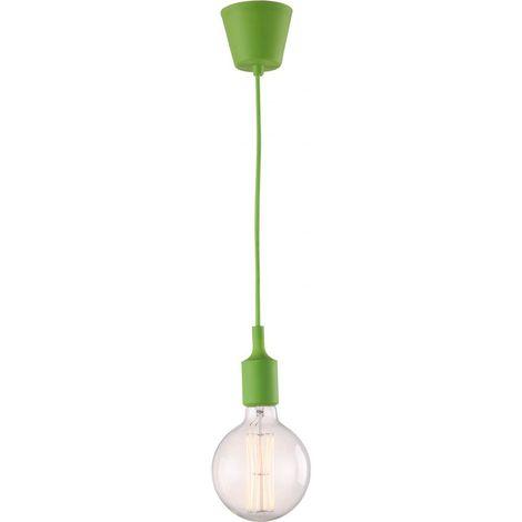 Lámpara Colgante Edison Bombillas – Silicona