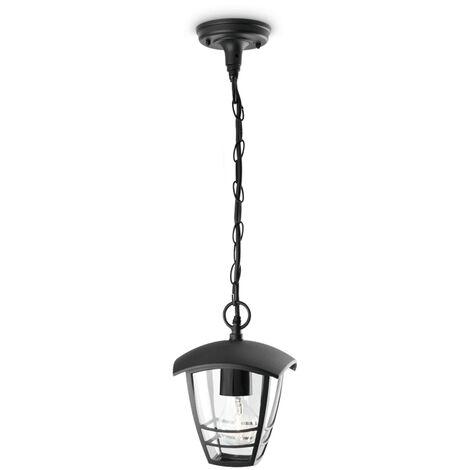 Lámpara colgante exterior E27 60W Creek