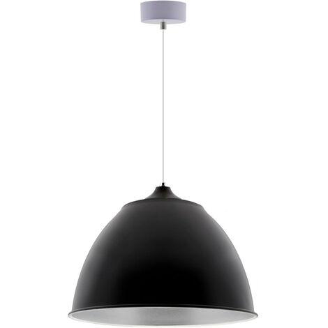 Lámpara colgante INDUSTRIAL LAMP negro Housing 60º Ø410mm