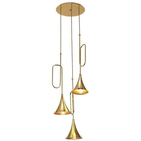 Lámpara colgante Jazz (3 luces)