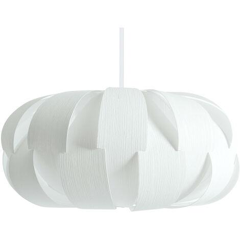 Lámpara colgante Kokutan blanca para montar E27 (GSC 204400008)