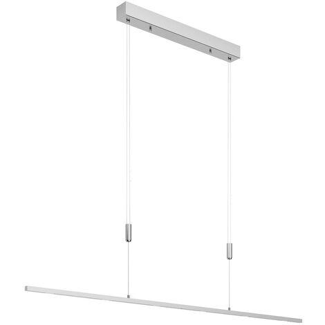 Lámpara colgante LED Arnik, atenuable, 140 cm