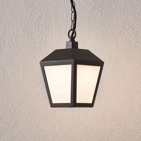 Lámpara colgante LED Bendix para exterior