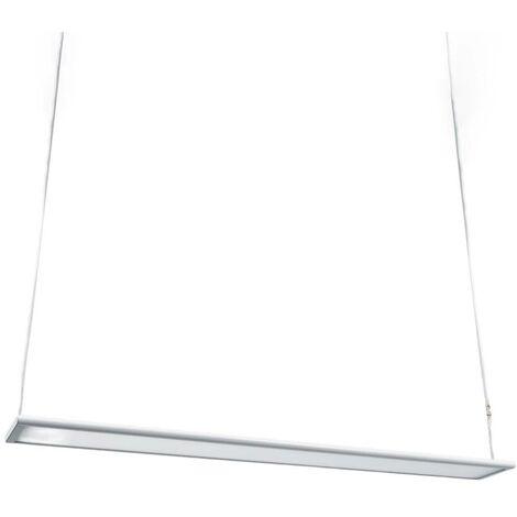 Lámpara colgante LED de oficina Samu, 40,5 W
