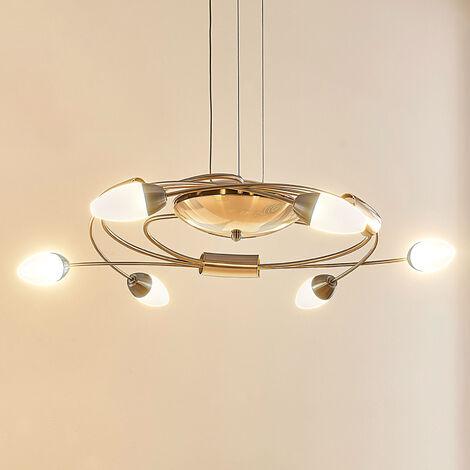 Lámpara colgante LED Deyan, atenuable interruptor