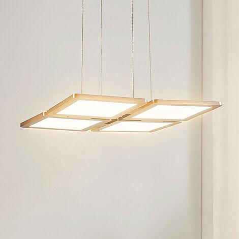 Lámpara colgante LED Elian atenuable