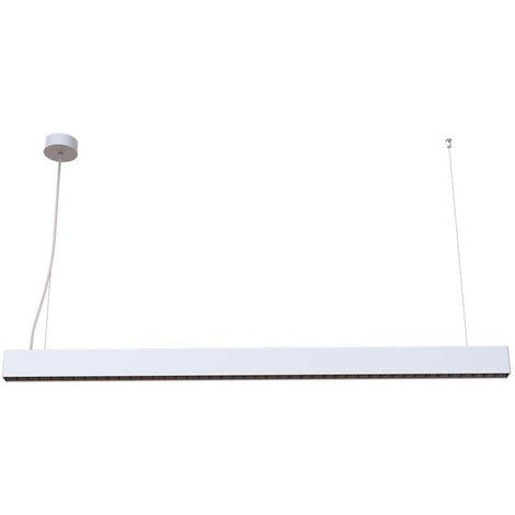 Lámpara colgante LED Ernestine atenuable, oficina