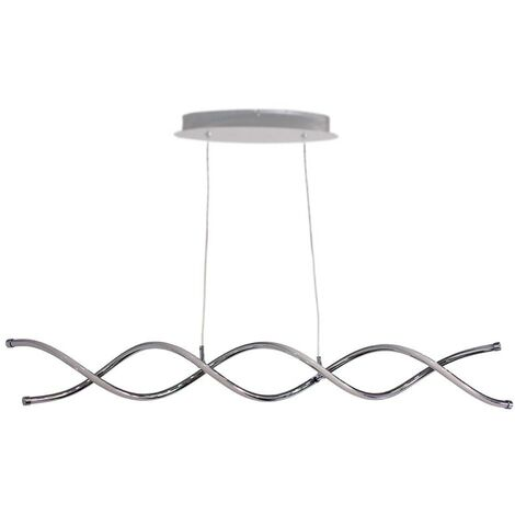 "Lámpara colgante LED ""HELIX-C"" 25W"