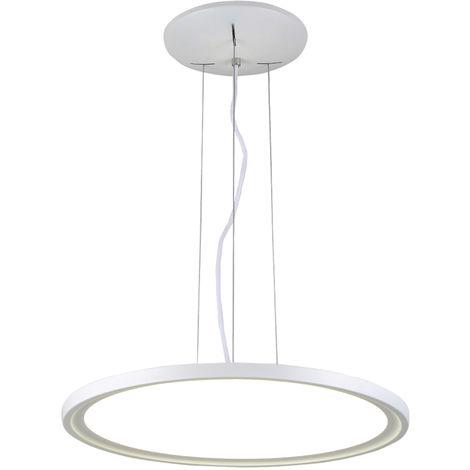 Lámpara colgante Led regulable hasta 36W y desde 3000ºK hasta 6500ºK (F-Bright 2507006)