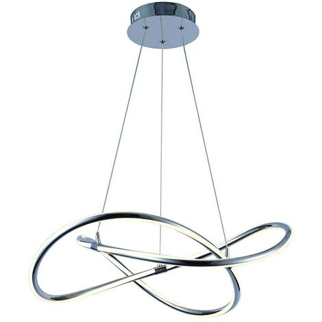 "Lámpara colgante LED ""SOLMU"" 43W"