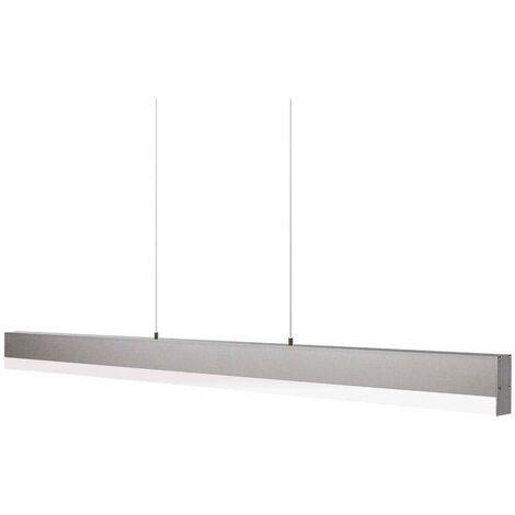 Lámpara colgante MASS, 30W, 120cm, Blanco neutro