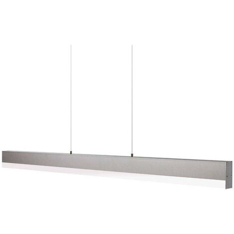 Lámpara colgante MASS, 40W, 150cm, 0-10V, Blanco neutro, regulable
