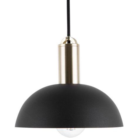Lámpara colgante negra TRONTO