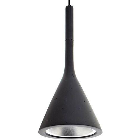 Lámpara colgante NEMO Negro, E14