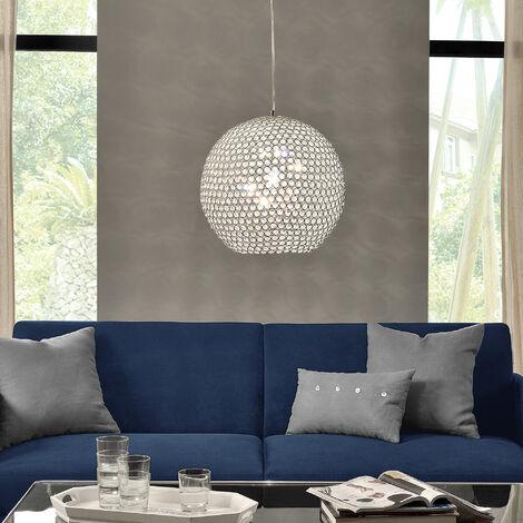 Lámpara colgante - nueva colección - cristal (E14) Iluminación colgante