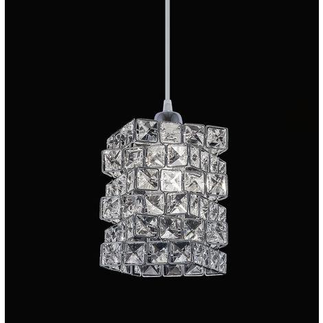 Lámpara colgante Rubrik