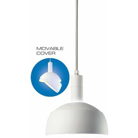 Lámpara Colgante Serie Movable Blanco