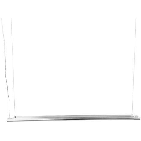 Lámpara colgante Vinca larga con potentes LEDs