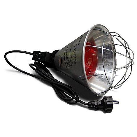 Lámpara con Bombilla Infrarrojos de 175W para Criadora de Pollitos - Ref.: 13502001