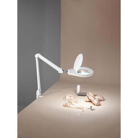Lámpara con lente de 3 dioptrías y abraz cm 0 PERENZ 5333 B LC