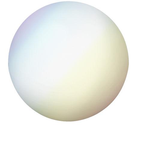 Lámpara con mando de luz led blanca, de Ø 40 cm