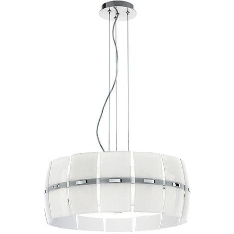 Lámpara de arana con pantalla de cristal cm 0 PERENZ 5854