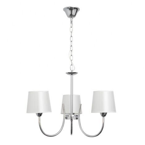 Lámpara de araña Guadalajara (3 luces)