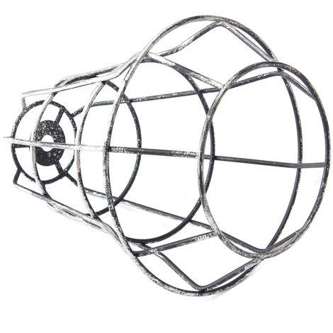 Lámpara de araña Lámpara colgante Lámpara de techo en metal retro vintage 160 * 200 mm