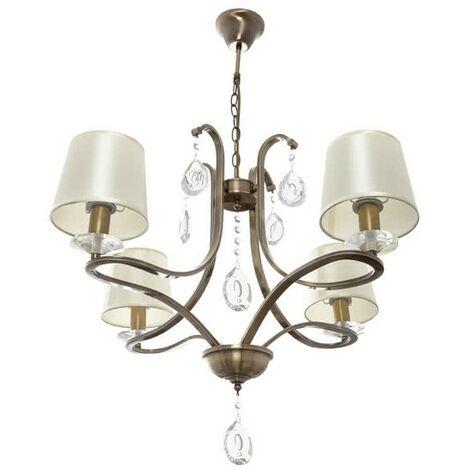 Lámpara de araña Misuri (4 luces)