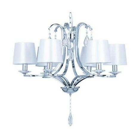 Lámpara de araña Misuri (6 luces)