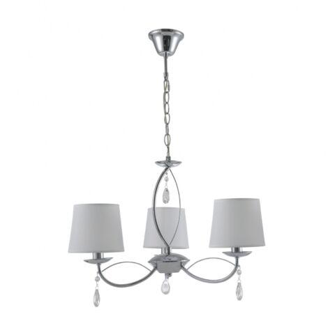 Lámpara de araña Monterrey (3 luces)