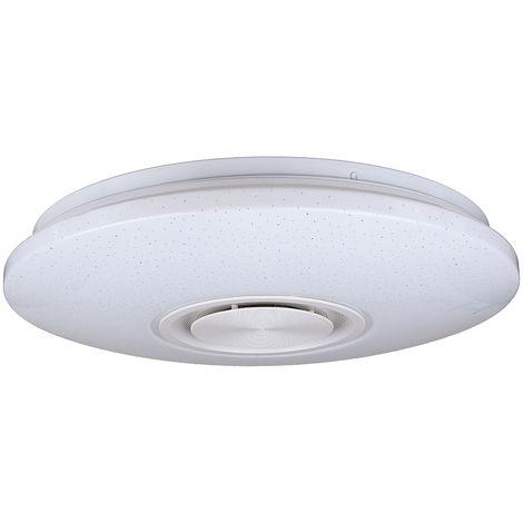 Lámpara de audio Bluetooth 5730SMD 100lm / W 39 * 7cm 60W