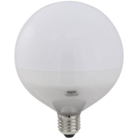 Lámpara de Beghelli Globo LED E27 ECO 22W blanco natural 4000K luz 56085
