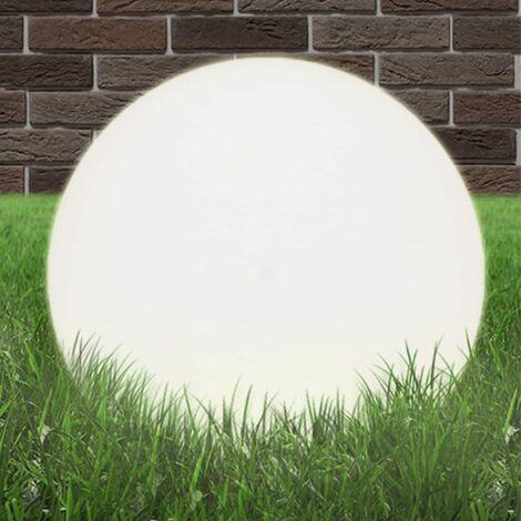Lampara de bola LED esferica 50 cm PMMA