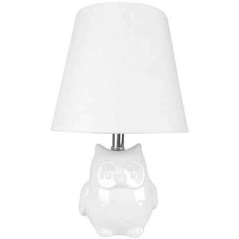 """Lámpara de cerámica """"OWL"""" E27"""
