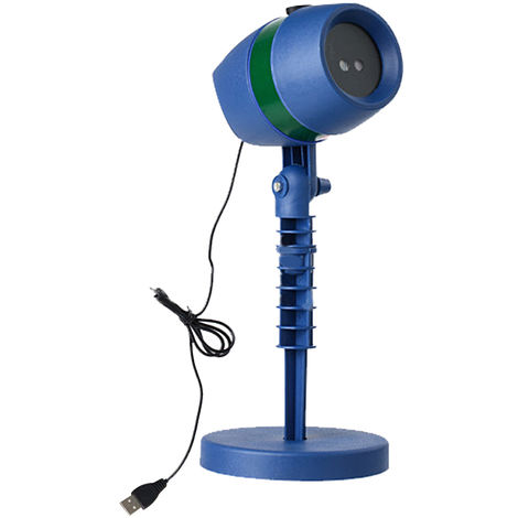 Lampara de cesped para exteriores, lampara laser, luz de proyector de estrellas