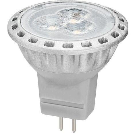 Lámpara de Duralamp LED GU4 2W 12V MR11 L1211W